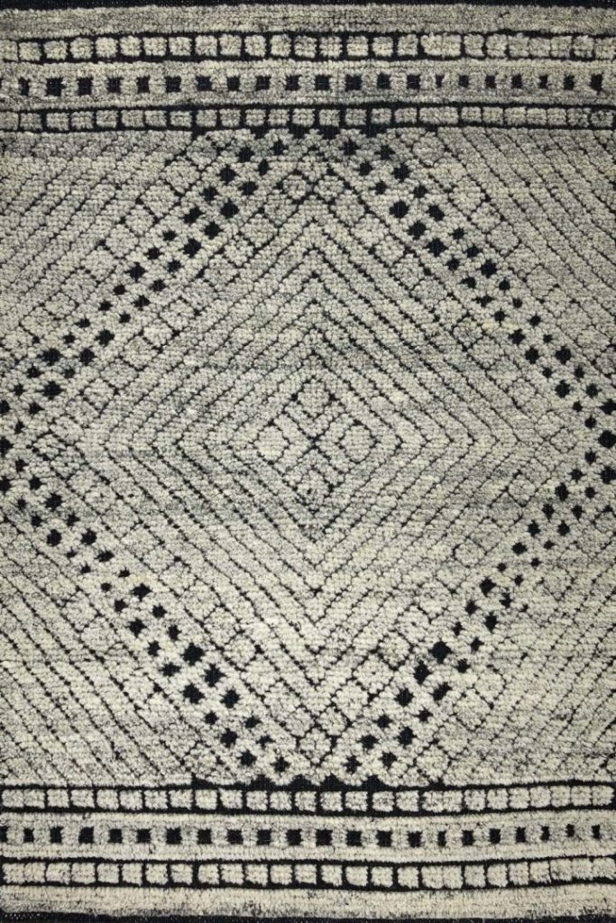 Contract Carpet San Francisco - Moroccan Tile Organic Rug - moroccan rug all wool