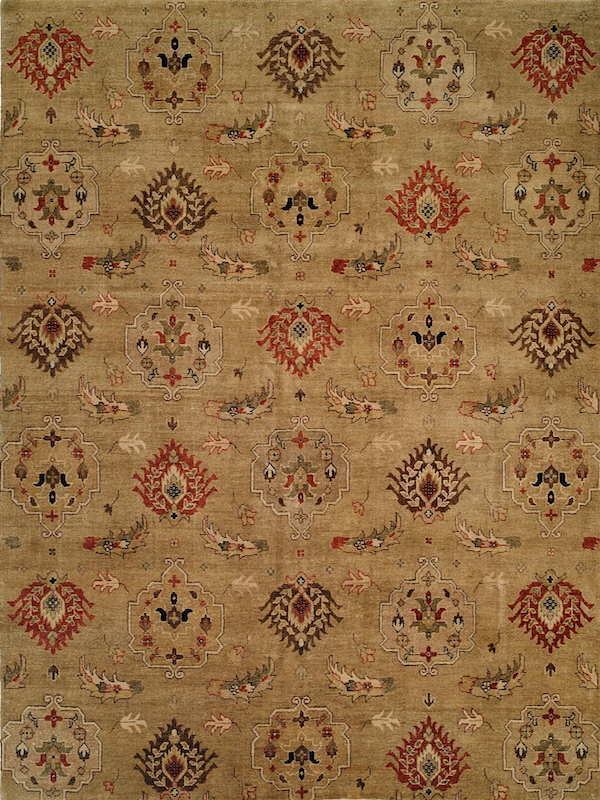 Traditional Rugs San Francisco - European Blend Rug - Best Custom Rugs San Francisco