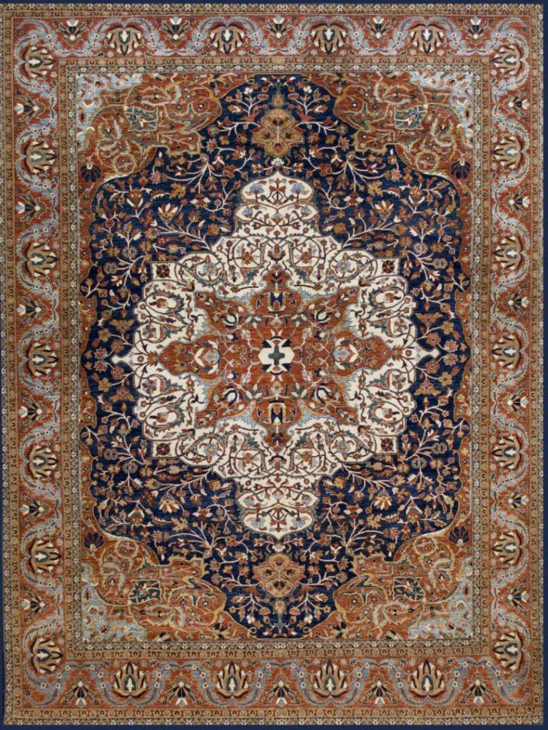 Oriental Rugs San Francisco - Tabriz Vintage Style - ORINTAL RUGS SAN FRANCISCO